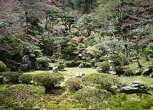 Tokugen-in's garden