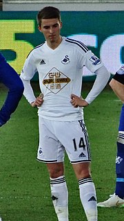 Tom Carroll (English footballer) English association football player