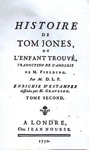 an introduction to the literary analysis of tom jones by henry fielding Literary and cultural intersections during the long  gossip in henry fielding's tom jones  literary and cultural intersections during the long eighteenth.