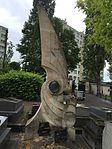 Tombe de Marcel Haegelen au cimetière de Ris-Orangis.jpg