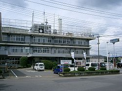 Tomioka city hall