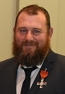 Tony Woodcock (rugby union) Rugby player