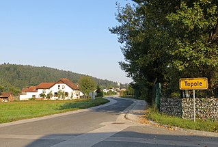 Topole, Mengeš Place in Upper Carniola, Slovenia
