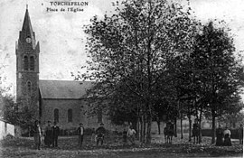 Torchefelon in 1912