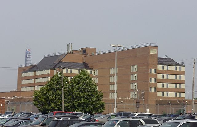 Toronto East Detention Centre By GTD Aquitaine (Own work) [Public domain], via Wikimedia Commons