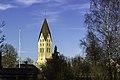 Torre da igrexa de Tingstäde.jpg
