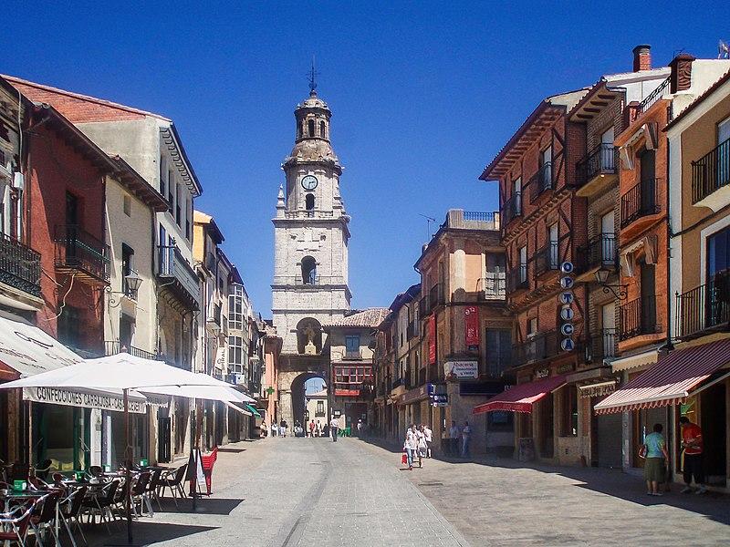 File:Torre del reloj de la ciudad de Toro. (Zamora).JPG