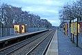 Towards Manchester, Halewood railway station (geograph 3819913).jpg