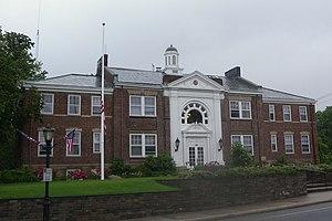 North Hempstead Town Hall - North Hempstead Town Hall, May 2011