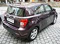 Toyota Urban Cruiser Amethyst Heck.JPG