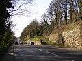 Track to quarry, North Road, Highburton, Kirkburton township - geograph.org.uk - 393954.jpg