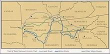 Trail of Tears - Native American History - HISTORY.com