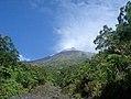 Trail to Mt. Mayon Summit.jpg