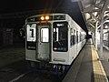 Train of Matsuura Railway at Arita Station.jpg