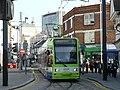 Tram in Church Street - geograph.org.uk - 1209531.jpg