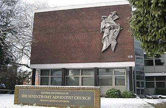 Trans-European Division of Seventh-day Adventists - Image: Trans european