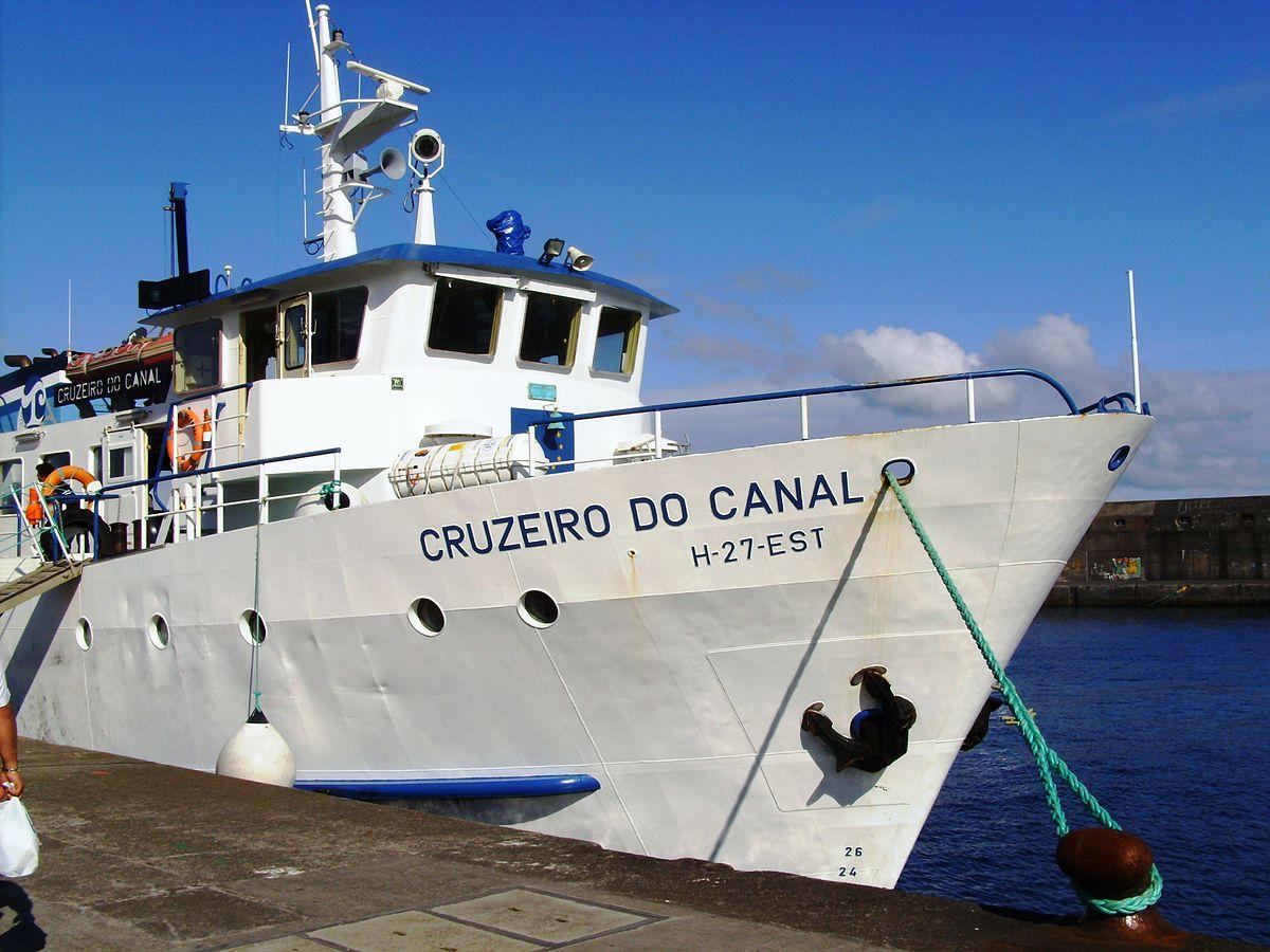 MV Cruzeiro Do Canal Wikipedia