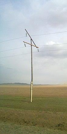 Transmission tower - Wikipedia