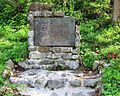 Trebenče Slovenia - Partisan memorial.JPG
