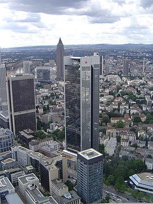 Trianon (Frankfurt am Main) - Image: Trianon Frankfurt