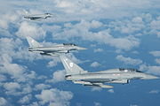 Triplex typhoons