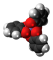 Tris(catecholato)Iron(III) anion spacefill.png
