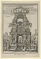 Triumphal arch erected in honor of Cardinal Mazarin after the Treaty of the Pyrenees MET DP855533.jpg