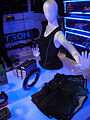 Tron- Legacy Pop Up Shop - Hurley shorts and snowboard (5259528033).jpg