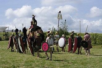 Military of Carthage - A recreation of a Carthaginian military unit