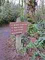 Tryon Creek State Natural Area, sign.JPG