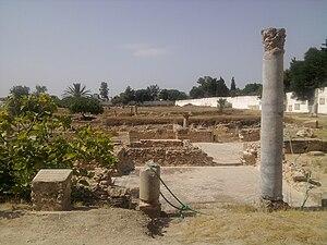 Pupput - Archaeological remains of Pupput