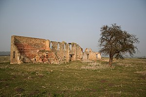 Tupholme Abbey - Ruins of the Abbey