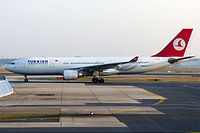 TC-JNC - A332 - Turkish Airlines