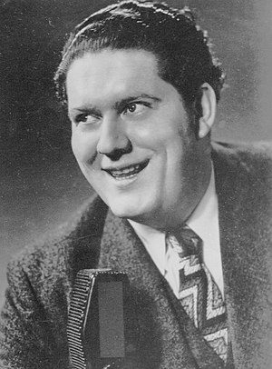 Two Ton Baker - Two Ton Baker publicity photo, 1949
