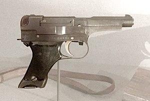 Type 94 Nambu pistol - Type 94 Pistol