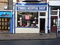 Tyrrell Hospital Shop, No. 2 Church Street, Ilfracombe. - geograph.org.uk - 1270379.jpg