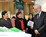 U.S. Ambassador David Shear opens safe medicine exhibition in Hanoi (6639714663).jpg