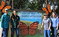 U.S. Fish and Wildlife Service biologists educated the public about Western monarch butterfly conservation at Western Monarch Day in Pismo Beach on February 4, 2017. (32710268056).jpg