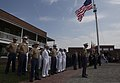 U.S. Marines and Sailors take part in a 9-11 memorial at the Fort McHenry National Monument and Historic Shrine in Baltimore Sept 140911-M-EA576-044.jpg