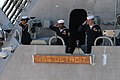 U.S. Navy Commissions Littoral Combat Ship USS Detroit (LCS 7) (30198865170).jpg