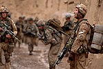 U.S. and Coalition Forces Mentor Afghan National Army in Dismount Patrol DVIDS251829.jpg