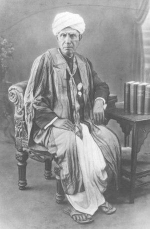 U. V. Swaminatha Iyer - Image: U. V. Swaminatha Iyer