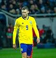UEFA EURO qualifiers Sweden vs Romaina 20190323 Marcus Berg 20.jpg