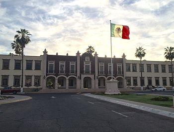 Universidad de sonora wikipedia la enciclopedia libre for Universidades en hermosillo