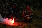 US, Japanese Airmen conduct survival training during Cope North 16 160216-F-CH060-510.jpg