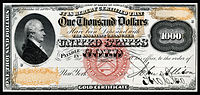 US-$1000-GC-1875-Fr-1166o PROOF