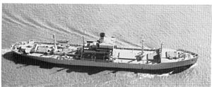 USNS Dutton (T-AGS-22) - Image: USNS Dutton (T AGS 22) top
