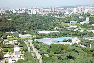 Butantã (district of São Paulo) - Image: USP 2008051705