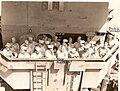 USSTennesseeFlagPers Okinawa Aug 1945.jpg