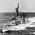 USS Agerholm (DD-826) underway in the 1970s.jpg